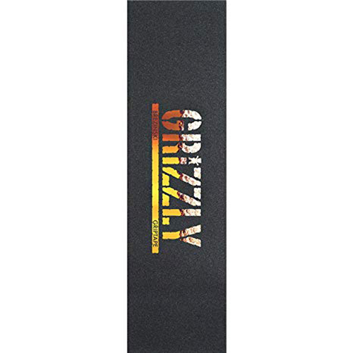 Grizzly - Brzezinski Pro Brew Stamp Grip Tape Sheet