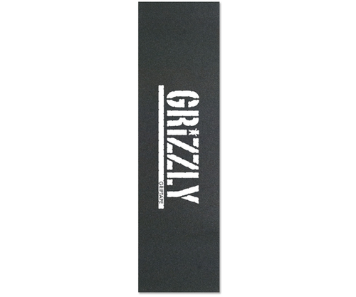 Grizzly - Stamp Grip White