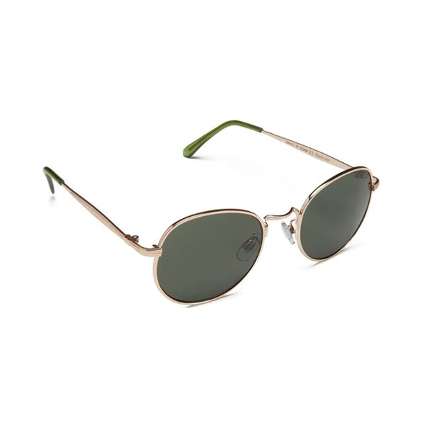 Happy Hour - Holidaze Gold G-15 Lens Sunglasses