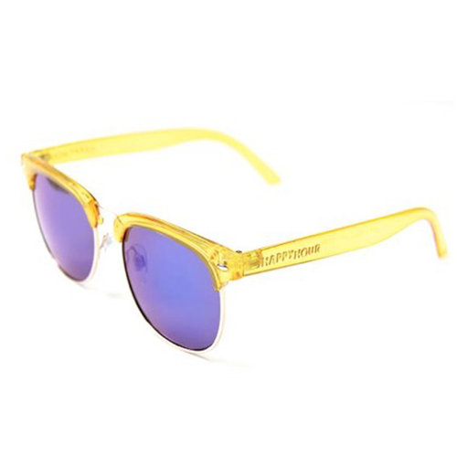 Happy Hour - Herman G2 Yellow Burst Sunglasses
