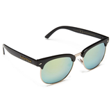 Happy Hour - Sunglasses Herman G2's Black & Gold Mirror