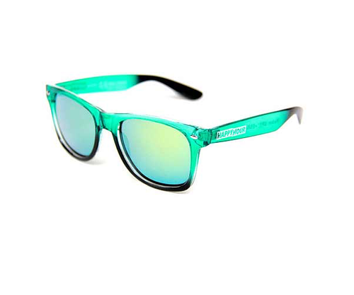 Happy Hour - Pogue Mahone Sunglasses Turquoise