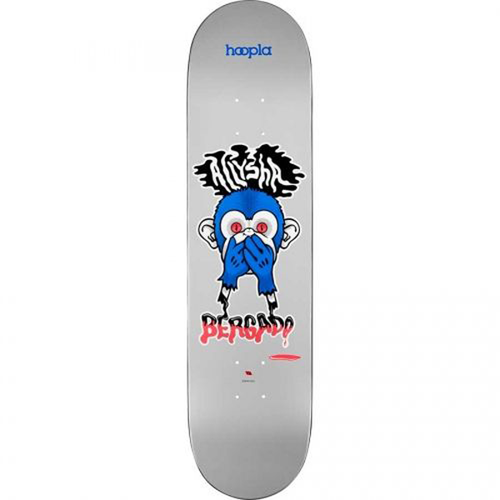 Hoopla Deck - Allysha Bergado Monkey Deck