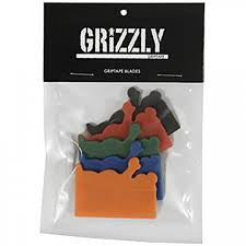 Grizzly - Wax Blades