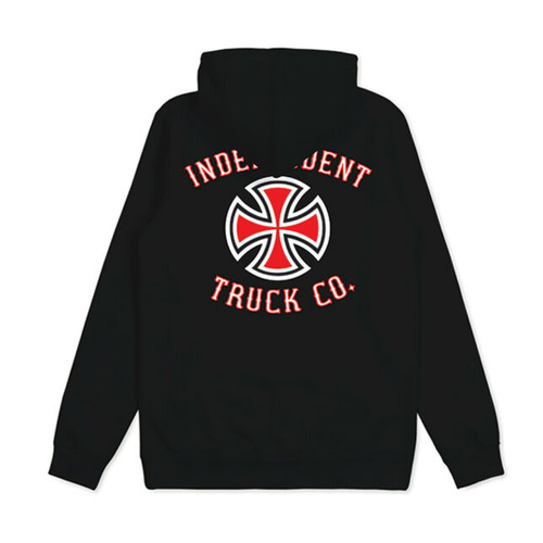 Independent Trucks - Pennant Pop Hood Black