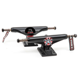 Independent - Thrasher Pentagram Black Trucks