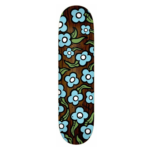 "Krooked - Wildstyle Flowers 8.5"" Deck"