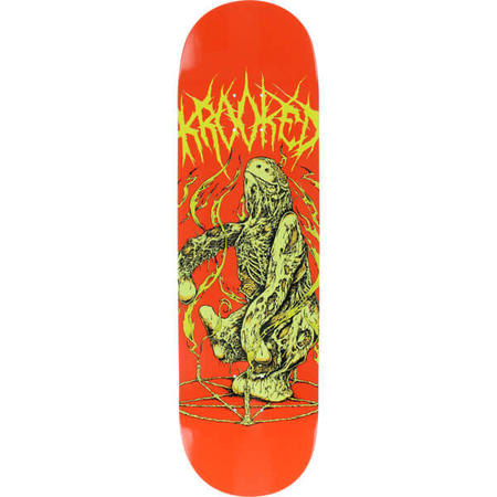 Deathwish - Foy Big Boy Trophy SOTY 8.0 Deck