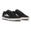 Lakai - Atlantic Black Suede Shoes