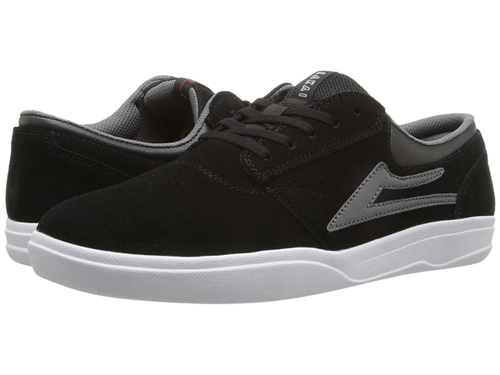 Lakai - Griffin XLK Black / Grey Suede