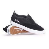 Lakai - Riley Hawk 2 Black/White Suede