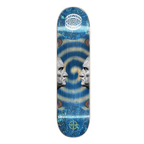 "Madness Skateboards - Perelson Bi-Polar Slick 8.375"" Deck"