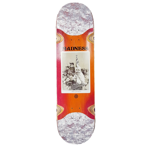 Madness Skateboards - Alex Perelson Remedio Slick 8.37""