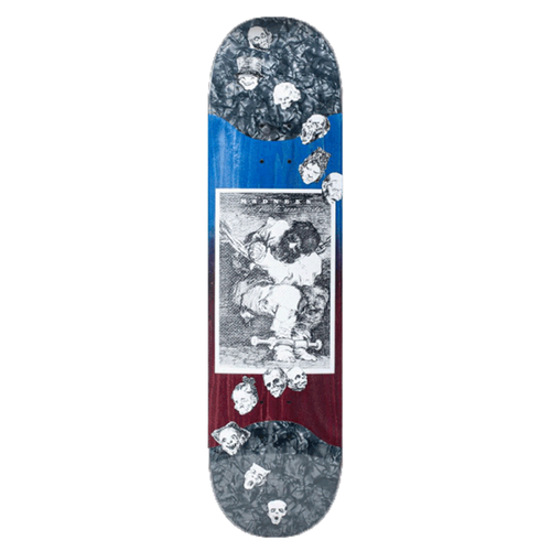 Madness Skateboards - Captivity Popsicle Slick 8.125""