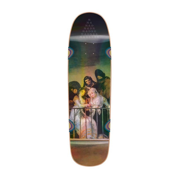 "Madness Skateboards - Creeper R7 8.5"" Deck Holographic"
