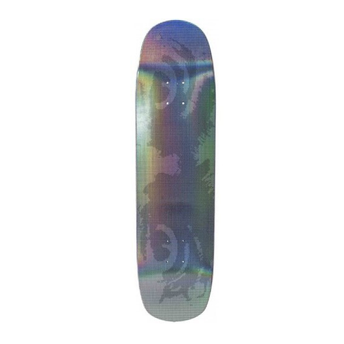 "Madness Skateboards - Dead Stare R7 8.375"" Deck Holographic Black"