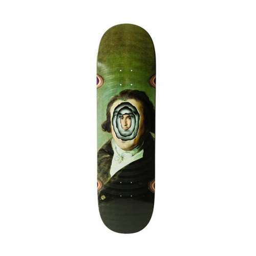 "Madness Skateboards - Introvert Portrait R7 8.5"" Deck"