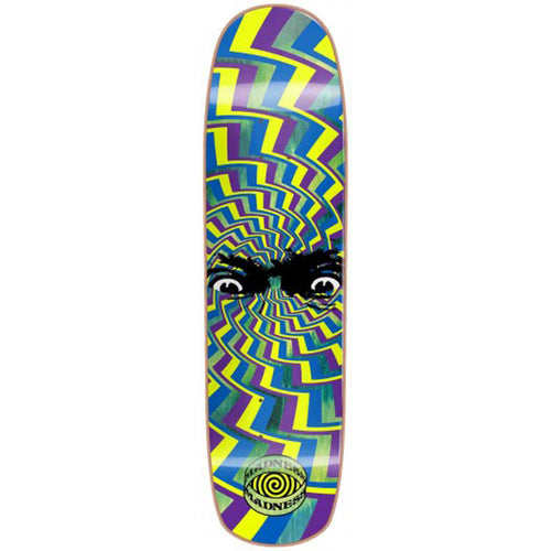 "Madness Skateboards - Spun Out R7 8.375"" Deck"