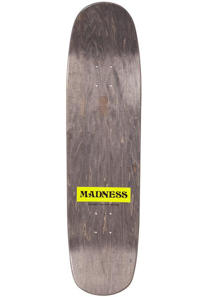 "Madness Skateboards - Dead Stare R7 8.375"" Deck"