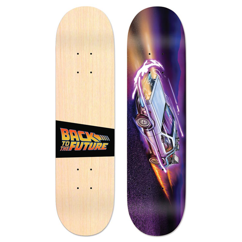 "MADRID - Back To The Future 88MPH 8.5"" Deck"