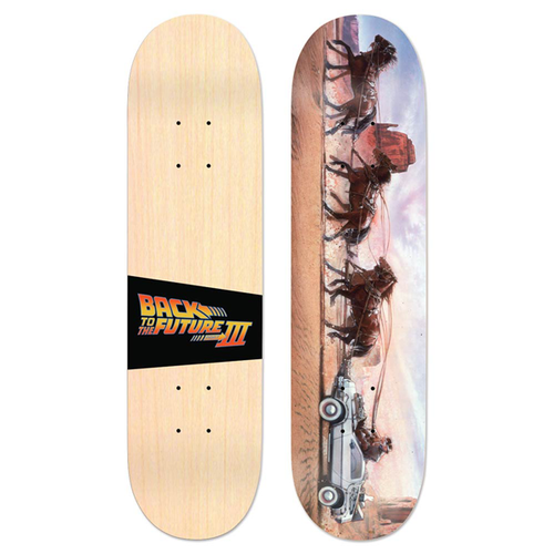 "MADRID - Back To The Future III Stagecoach 8.25"" Deck"