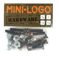 Mini Logo -  Bolts 1 1/4in