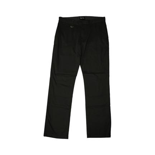 Modus - Classic Work Pants Straight Leg Black