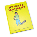 MY FIRST SKATEBOARD BOOK - By Karl Watson