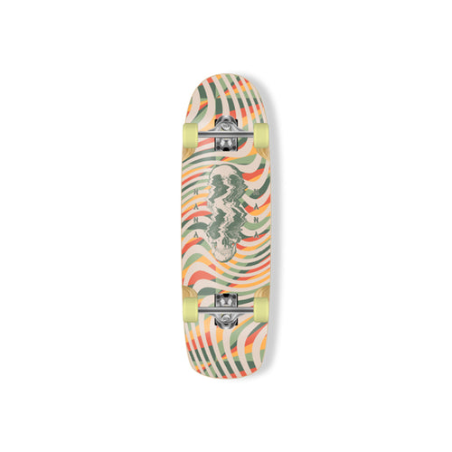 NANA SKATEBOARDS - Battler Abberation 35""