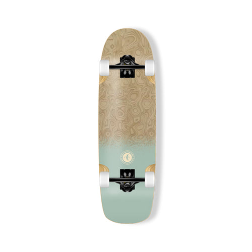 "NANA SKATEBOARDS - Battler Logo 35"" Mint Dip"