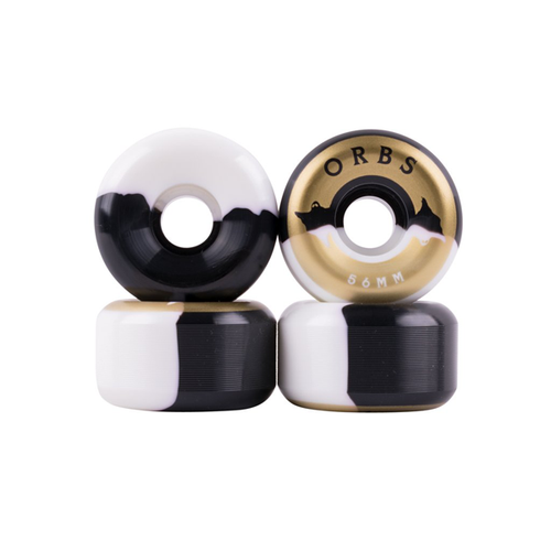 Welcome - Orbs Specters 56mm Wheels Black/White