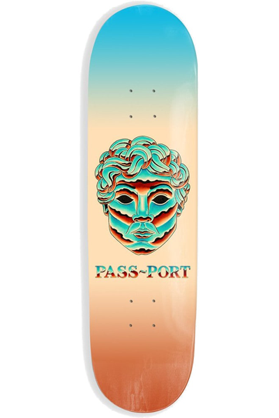 Passport - Chrome Series Man Deck 8.5