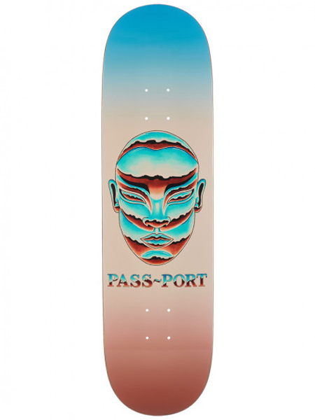 Passport - Chrome Series Lady Deck 8.25