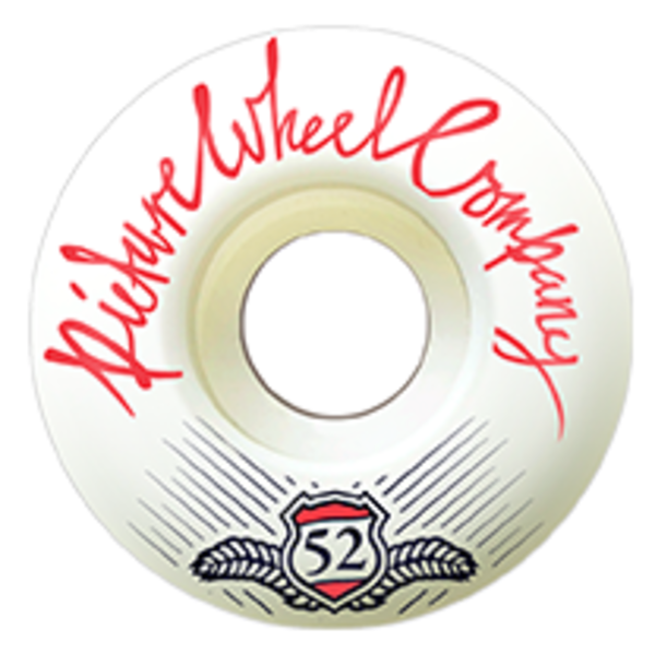 Picture Wheels - Shield 83B Conical Shape 52mm