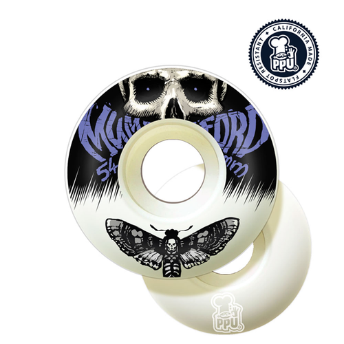 Picture Wheels - Mumford Death Heads PPU 83B 54mm