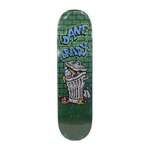 Polar Skate Co - Dane Brady Trash Can Deck 8.5