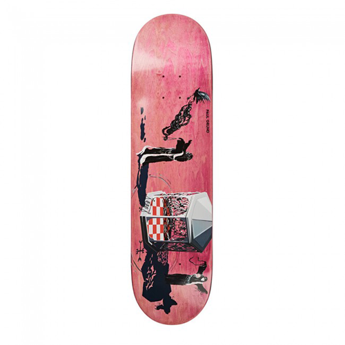 Polar Skate Co - Paul Grund Rituals 8.125 Deck