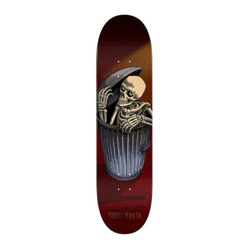 Powell Peralta - Garbage Can Skelly 8.25 Deck