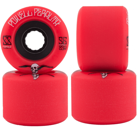 Powell Peralta - SSF G-Slides Red 56mm 85A