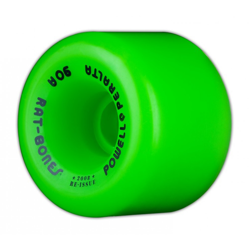 Bones Wheels - Powell Rat Bones Green - 90A