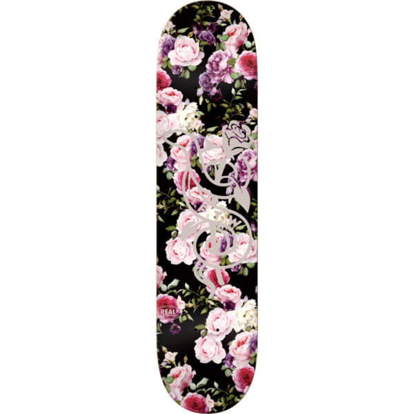 Real Skateboards - Bloom Deck 8.06""