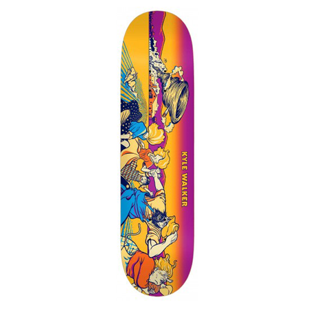 "Evisen Skateboards - Chief Siren 8.25"" Deck"