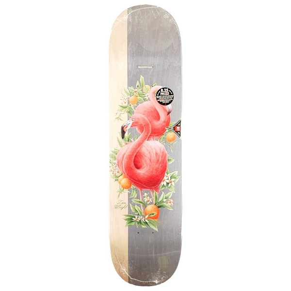 Real Skateboards - Zion Natural Domain 8.25""