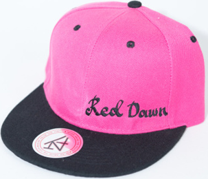 Red Dawn - Snapback Pink