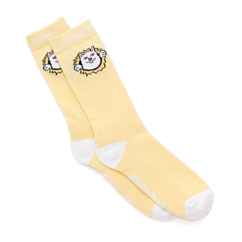 RIPNDIP - Nermamaniac Socks Yellow