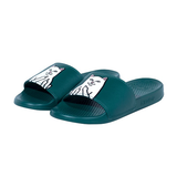 RIPNDIP - Nerm Nermal Slides Hunter Green