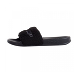 RIPNDIP - Sherpa Fluffy Slides Black