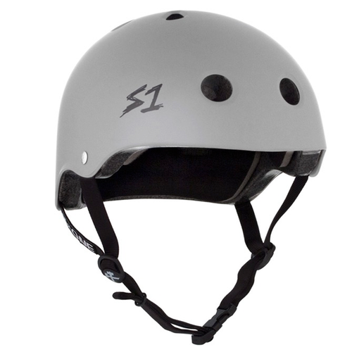 S-One - S1 Lifer Series Helmet Light Grey Matte
