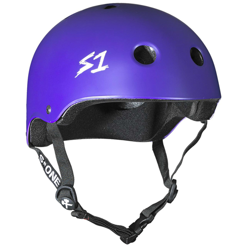 S-One - S1 Mini Lifer Helmet Purple