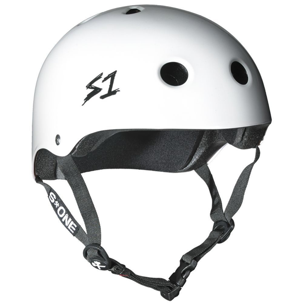 S-One - S1 Lifer Series Helmet White Gloss